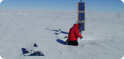 Remote Research Post At South Pole Puts Radiant Heating