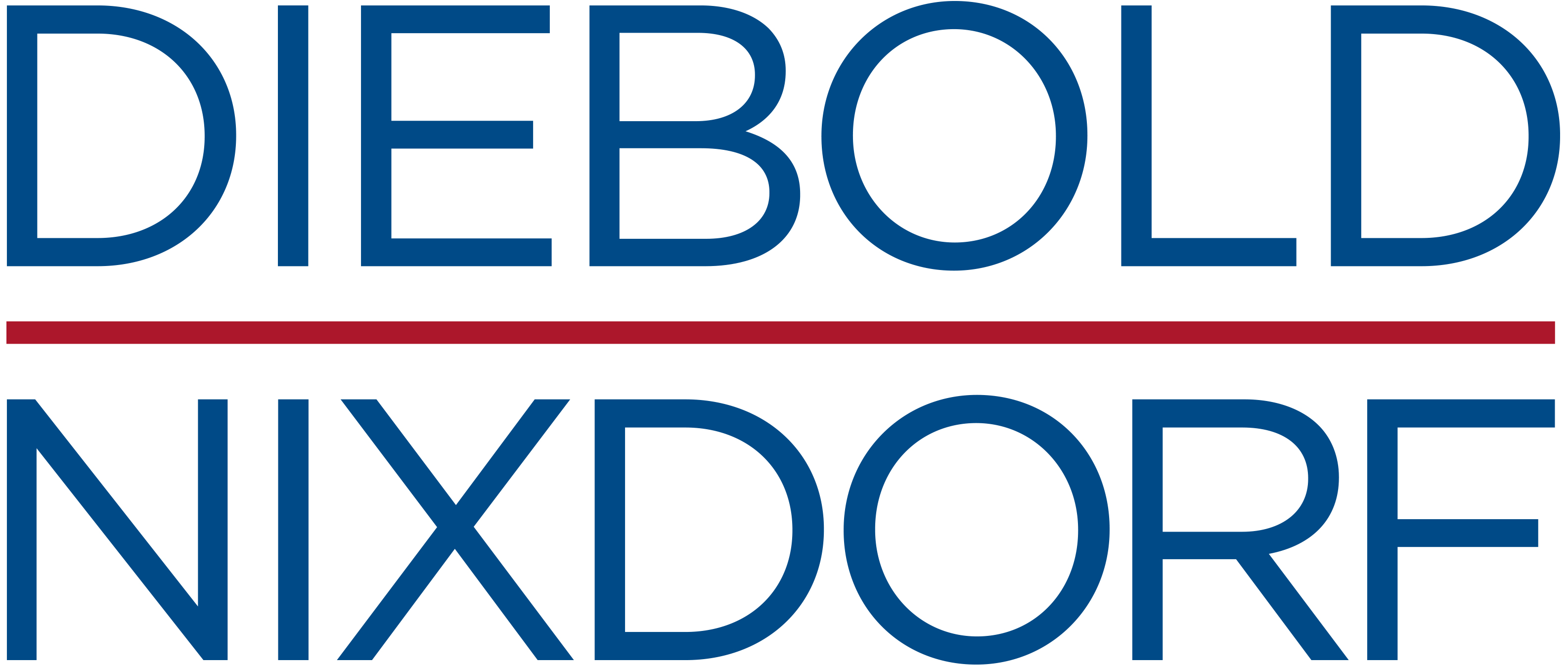 Almost 16 months after a deal was first rumored , Diebold Inc. on ...