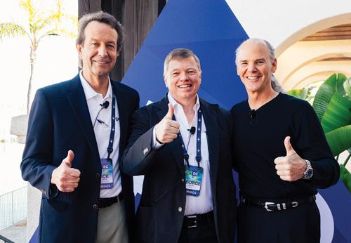 F2FEC 2016, F2FEC Three Amigos, Rick Iceberg, Ben Jones, George Smith