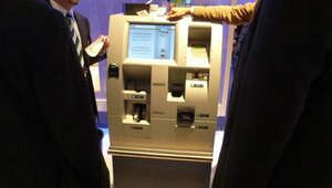 Self-checkout with multiple payment options