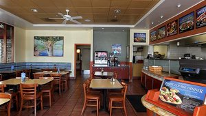 This picture depicts the former Daphne's location in Aliso Viejo, Calif. The restaurant was gutted soon after its purchase by Wreath and was completely redesigned.