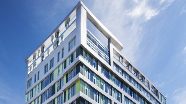 High Rise Retro Fit Earns Leed Gold In Philadelphia