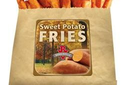 Another seasonal Burgerville menu item is Sweet Potato Fries, available September through November. Burgerville partners with regional businesses that share its values of fresh, local and sustainable.
