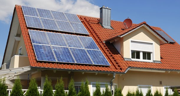 Choose a metal roof for your residential solar panel mounting system ...