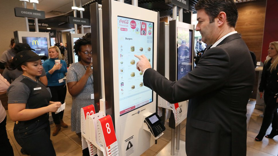 World watches while McDonald's promises to 'make ordering fun'