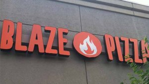 <p>The new Blaze Pizza in Louisville is in 2,300-square-food endcap location in a busy shopping area.</p>