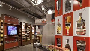 Cooking demonstrations and product sampling, allow visitors to experience firsthand the variety of flavors available at the unique retail destination.