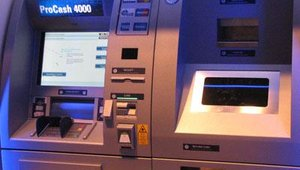The ProCash 4000 cash recycling system with coin handling.