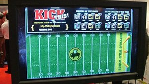 Wireless Ronin Technologies showed its mobile-interactive solution for BW3.