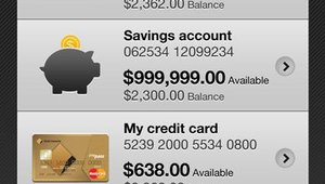 The Commbank Kaching app provides a full set of mobile banking tools .