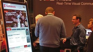 X2O Media showed its real-time visual communications capabilities at CETW.