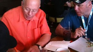 Even Ed Rensi -- founder of Tom & Eddie's and the former CEO of McDonald's -- had to take the trivia quiz.