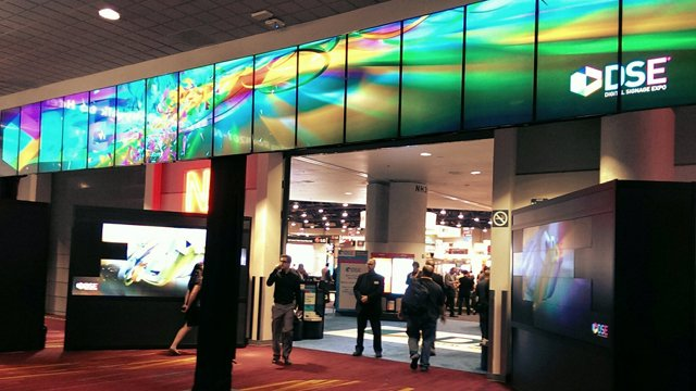 This year's Digital Signage Expo will fast be upon us, so it's well ...