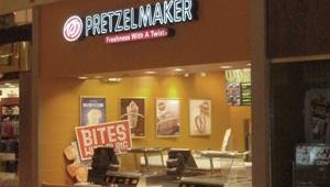 The transition includes the addition of new signage and interior design. Seven Pretzel Time locations have tested the new design and Pretzelmaker branding, and responses from mall developers and franchisees have been positive.