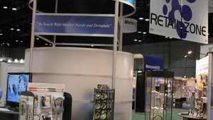 CTIA was packed with companies selling phone accessories.