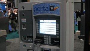 Unitec Electronics' Portal TI customer service kiosk