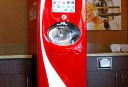 Three U.S. markets, including Jack in the Box stores in San Diego and Willy's Mexicana Grill in Atlanta are testing the dispenser in Atlanta have reported double digit increases in total beverage transactions during the past year.
