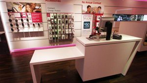 The company is continuing to invest in programs and new design features that increase customer engagement, like the new Samsung Galaxy Zones, a new interactive fixture being rolled out into hundreds of stores across the US.