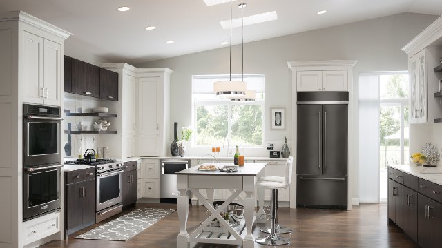 Are Black Stainless Steel Appliances the Next Kitchen