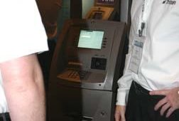 Triton introduced its new ATM, the RL2000, which is expected to hit the market later this year.