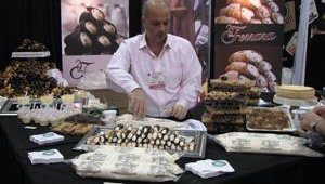 Ferrara Bakery & Cafe is a New York institution, famous for its cannoli and tiramisu.
