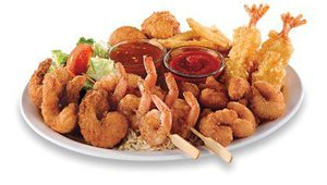 The company's menu revamp added more seafood and grilled selections to the menu. Captain D's current menu promotion is its Shrimp, Shrimp and More Shrimp campaign, which includes the 4 Way Shrimp Platter, available for $8.99.