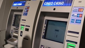 The spotlight at Wincor World was on the CINEO family of ATMs, which allow FIs and retailers to provide a broad range of self-service facilities.