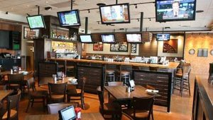 Flat-screen TVs have been added to the restaurant as well as sight-lines into the kitchen. In its heyday, Bennigan's had more than 270 restaurants in its system, but two recessions have put a financial squeeze on the chain.
