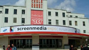 The Earl's Court Convention Centre, host of this year's Screenmedia Expo Europe.