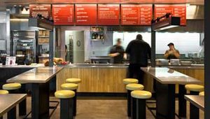 Chipotle's founder Steve Ells also said the company expects the new design will be simpler to construct and will cost less than the company's former book, further improving new restaurant economics.