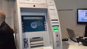 ATMeye by BS2 uses four strategically placed, remotely monitored cameras to reduce the risk of crime and simplify the resolution of transaction disputes.