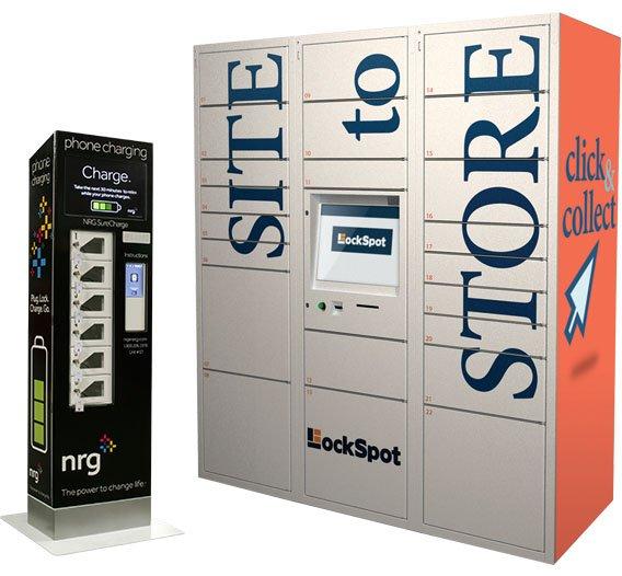 Locker Kiosk Solutions Kiosk Information Systems World