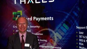 Jeff Soulsby of Thales e-security.