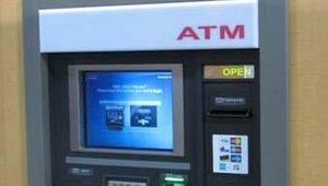 The Monimax 7600D ATM from Nautilus Hyosung.