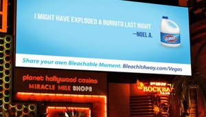 LocaModa and Clorox teamed up for a social media-enabled campaign in Sin City.