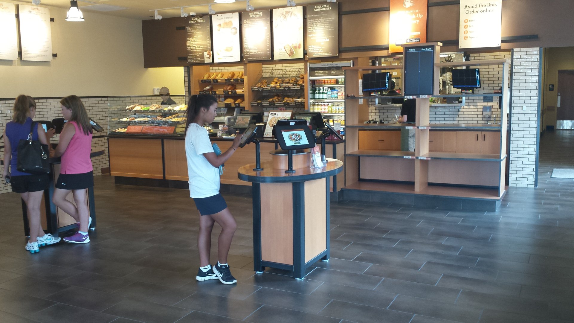 Check Out Panera To You Fast Casual