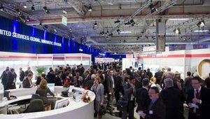 Wincor says attendance at this year's event was not adversely affected by the economic recession. In fact, executives from the United States said the number of retail and banking customers they had attend this year's show nearly doubled from 2009.