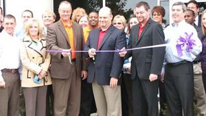 ATMGurus celebrated its grand opening in Memphis, TN, on Oct. 15, 2009.