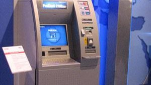 The ProCash 2100xe with automated deposits for JPMorgan Chase.