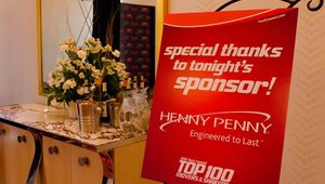 The first annual Fast Casual Top 100 Awards Gala took place May 19, 2013, in Chicago. The event, as well as The Fast Casual Top 100 Movers & Shakers publication, was sponsored by Henny Penny.
