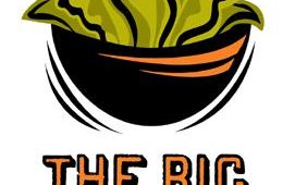 The Big Salad's logo