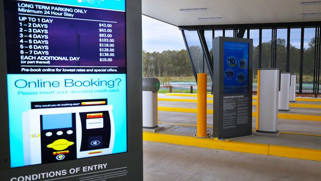Big Data And Digital Signage Driving The Parking Industry