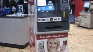 Better ATM Services has patented a technology that enables ATMs to dispense prepaid gift cards via the ATM cash tray, using standard cassettes within the machine.