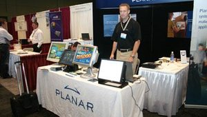 Planar Systems is a 22-year-old provider of solutions for demanding environments, including touchscreen monitors and kiosk systems.