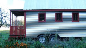 Tiny House from the Tumbleweed Tiny House Co.