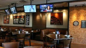 Other changes to the Bennigan's brand include interior and exterior upgrades, menu optimization, service enhancements and a focus to enter the non-traditional sector with a fast casual model, Bennigan's on the Fly.