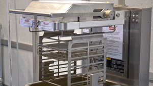 <p>Henny Penny Corporation, Velocity Series Pressure Fryer.</p>