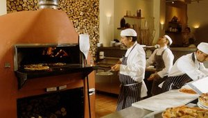 Pizzerias are increasingly turning to stone hearth ovens as a way to add authenticity to their menus.