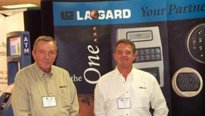 Larry Cutler and Dan Sparks of La Gard.