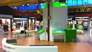Faro Airport in Portugal is working with EDIGMA to provide new technology to occupy passengers' time while they wait.